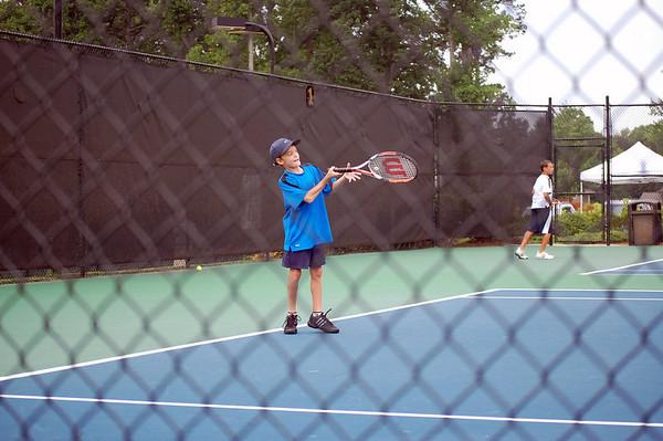Jackson' First Tournament - Creekstone 2008