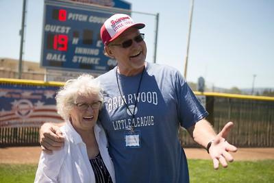 Carney Lansford, Santa Clara Briarwood teammates remember Little League run