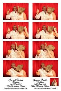 Jay and Sandy's Wedding at The Alverton, Truro 11-05-17