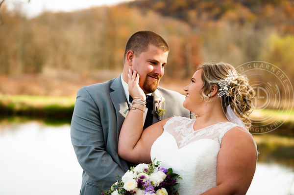Courtney and Brandon, French Creek Golf Wedding by Gino Guarnere