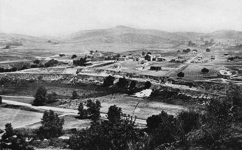 Panorama of Garvanza