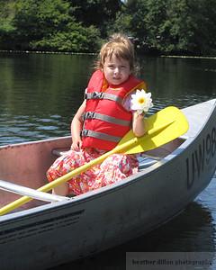 2009-07 Canoes