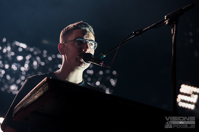 Alt-J and San Fermin Sept. 12th, 2015