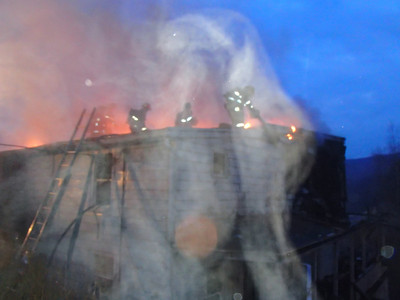WEST MAHANOY TOWNSHIP HOUSE FIRE 4-1-2013 PICTURES AND VIDEO BY COALREGIONFIRE