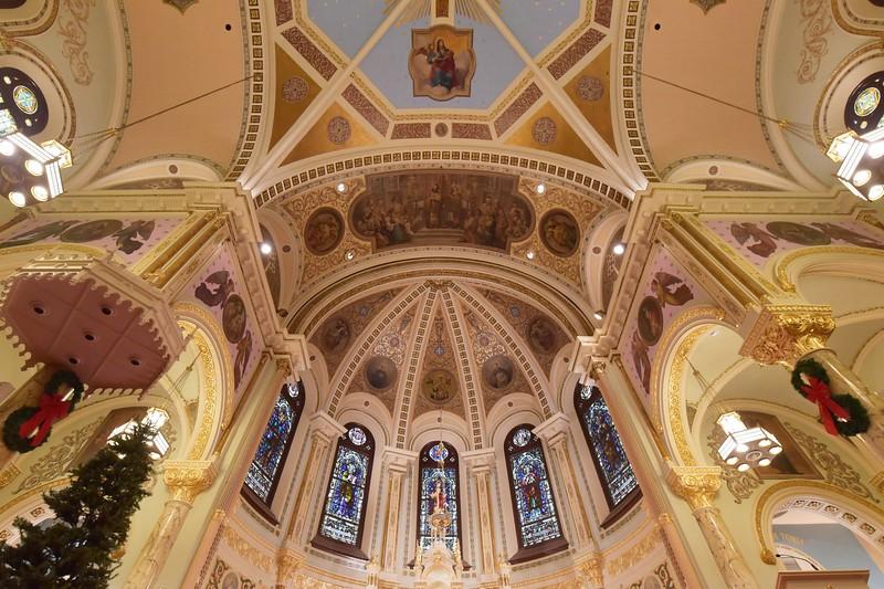 SS. Cyril & Methodius Church in Hartford, CT