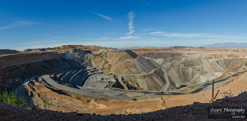 ASARCO Copper Mine Tour