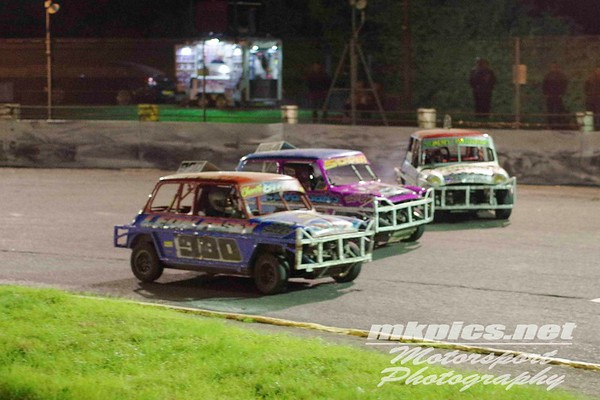 ORCi Ministox, Northampton 14 October 2017