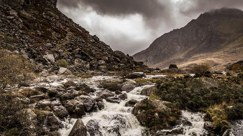 Carneddau Mountains, Wales
