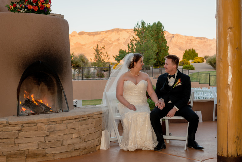 Sandia Hotel Casino New Mexico October Wedding Reception C&C-85.jpg