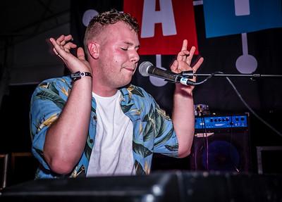 Lewis Chamberlain & His Band, Atomic Vintage Festival 2017