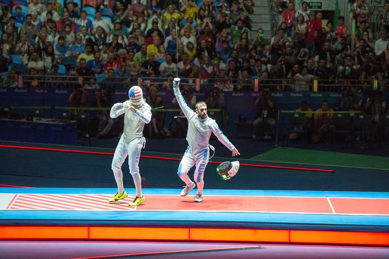 Rio Olympics 07.08.2016 Christian Valtanen _CV45200