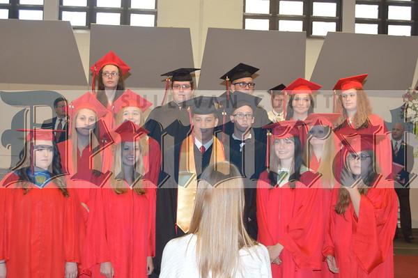 2015 Honesdale Graduation