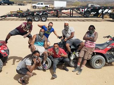 5-26-18 am ATV tour Dustin