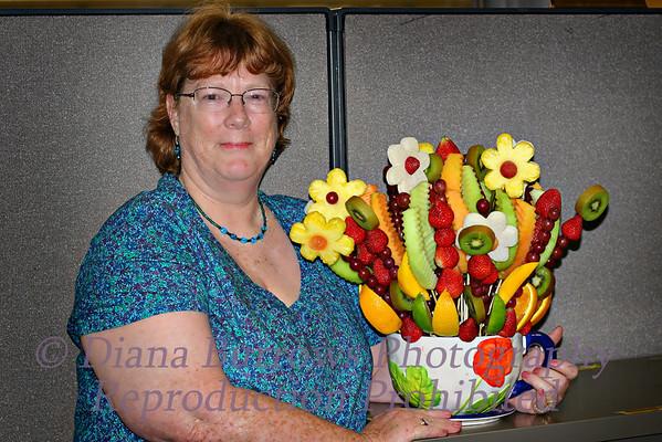 Debbie's Fruit Bouquet