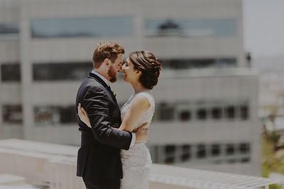 Nathan & Lara. Married.
