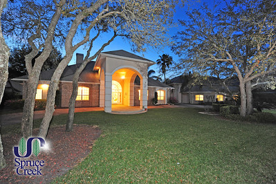 2689 Spruce Creek Blvd. | Waterfront Estate Compound with Two Hangars in Spruce Creek Fly-In
