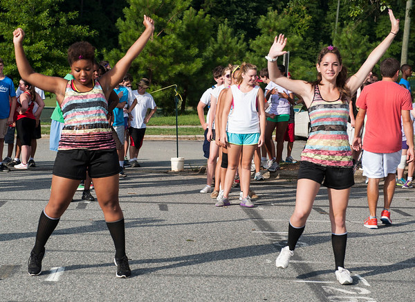 2013-08-13: Band Camp-Day 7