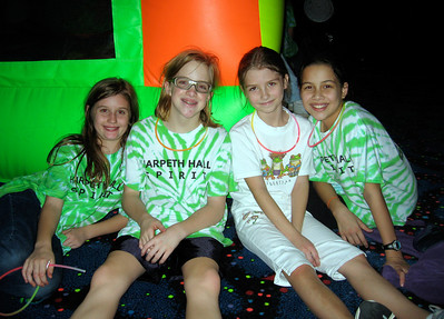 5th Grade Galaxy Party 2008