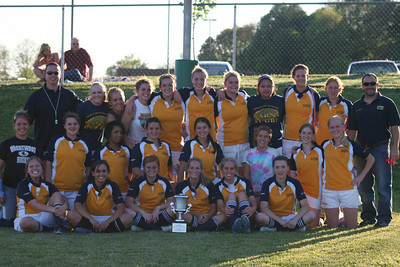 Girls vs Maryville - championship