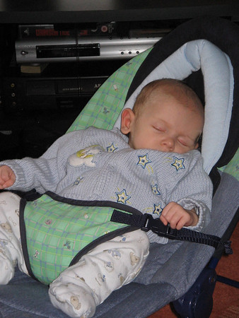 Elijah 2-4 Months