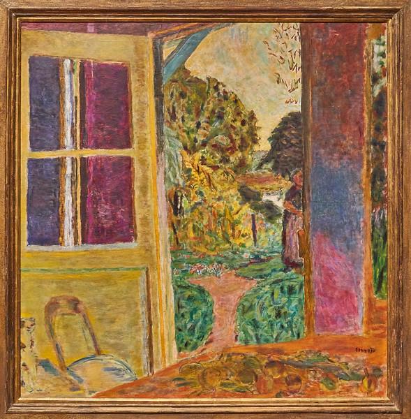 Tate Modern - Bonnard Exhibition