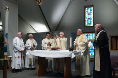 Farewell Mass