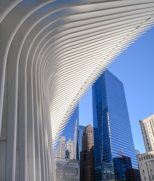 The Oculus in New York City