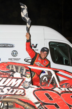 Fulton Speedway - July 25, 2015 - FISH