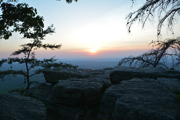 Cheaha Mountain, Alabama