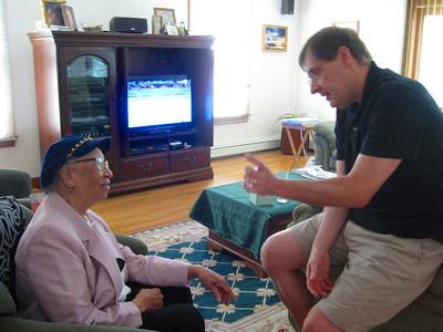 2012.08.04 Fergus Visit