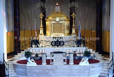 USA, Georgia, Atlanta. The Temple. (2007)