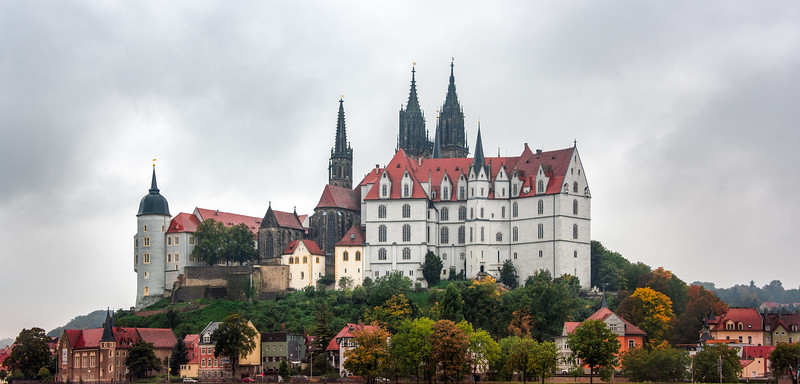 Meissen Albrechtsburg and Cathedral