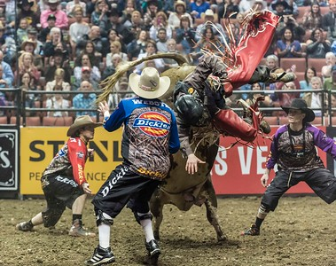 Bull Fighters and The Clown