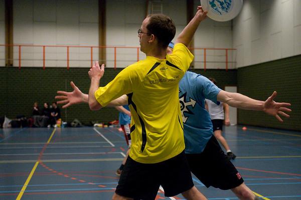 Indoorcompetitie 13-12-2009 2e Divisie