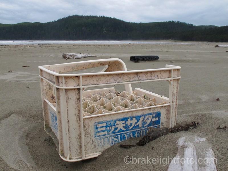 Tsumami Debris from Japan