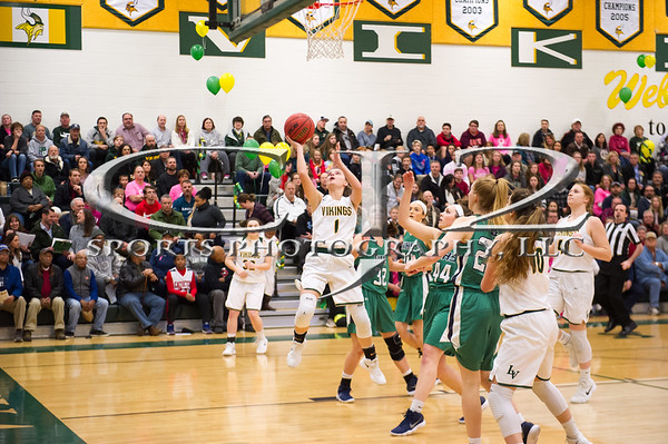 2-2-2018 Woodgrove at Loudoun Valley Girls Basketball (Varsity)