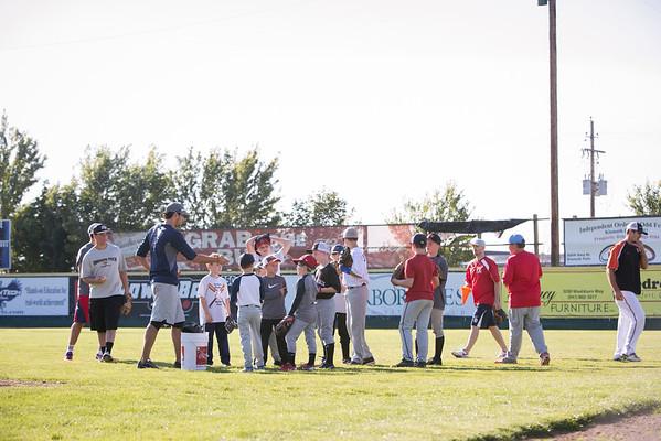 Klamath Falls Southern Oregon Baseball Camp