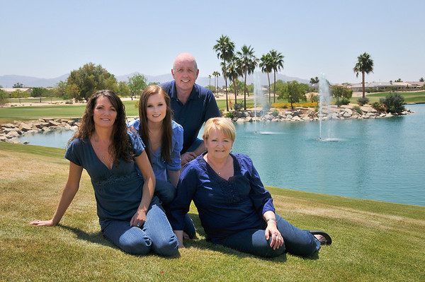 The Nolan Family