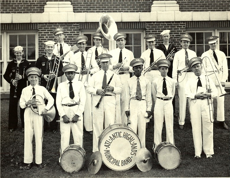 Joe Scheena's AH Municipal Band, circa 1945