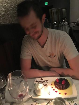 Andrew 25th birthday
