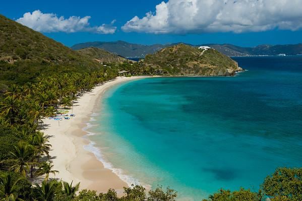 Peter Island, Hawaii, Vegas, Cayman, etc.