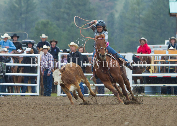 Open & Junior Breakaway Roping