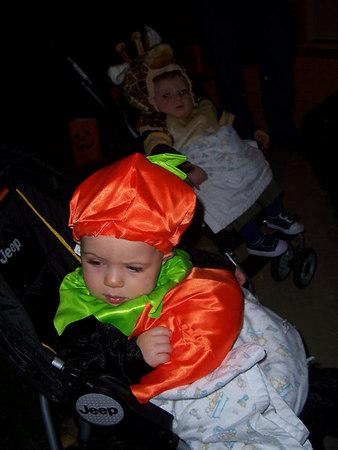 Halloween 2005: Issac & Garrett