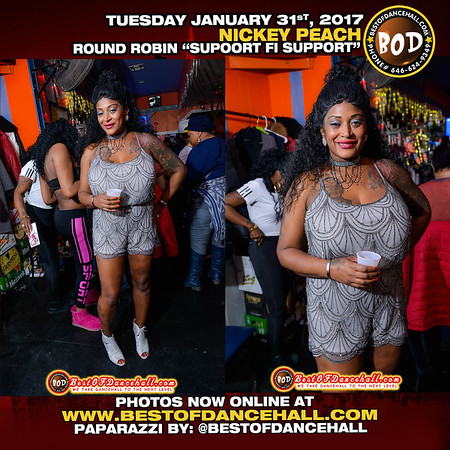 1-31-2017-BRONX-Nickey Peach Round Robin Support Fi Support