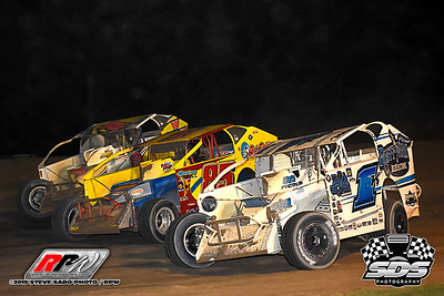 Blast At The Beach - Georgetown Speedway - 8/27/19 - Steve Sabo