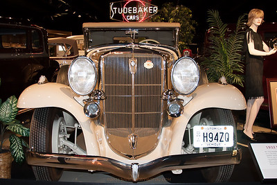 Studebaker Museum South Bend, IN