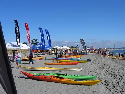Kayak show Pt.Townsend