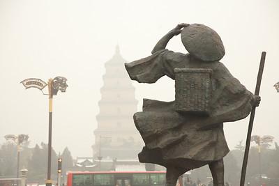 Xi'an - November 2009