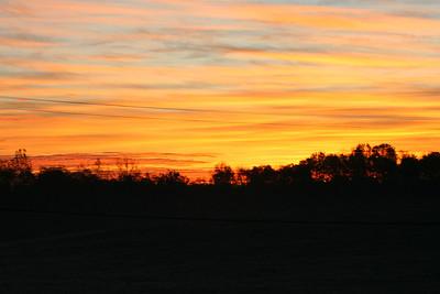 Sunrise 20081020