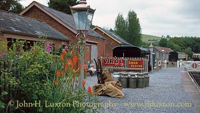 Dart Valley Railway - South Devon Railway